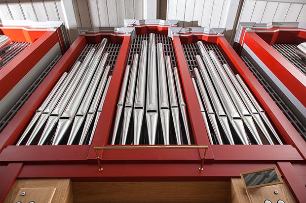 Egebæksvang Kirke Orgel